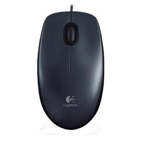 910-001793 Logitech M90 Wired Optical Mouse