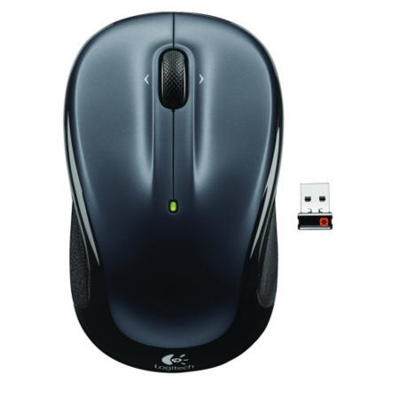 910-002142 Logitech Wireless Mouse M325 - Dark Silver