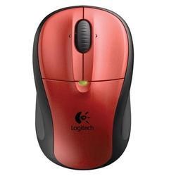 Logitech Wireless Mouse M305 - Red