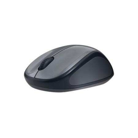 Logitech Wireless Mouse M235  - Black/Grey