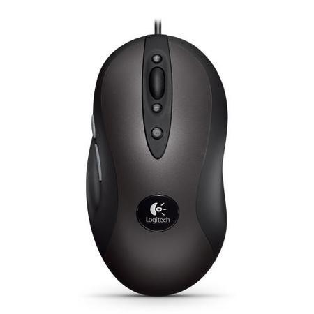 Logitech G400 USB 3600dpi Optical Corded Gaming Mouse - Black