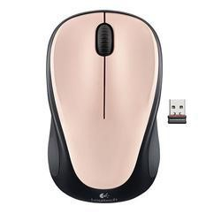 Logitech Wireless Mouse M235 - Pink Ivory