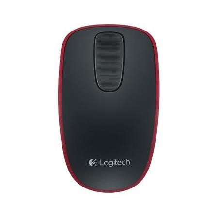 Logitech Zone Touch Mouse T400 - Red