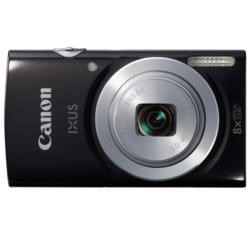 Canon IXUS 145 HS 16 Megapixels Digital Camera - Black
