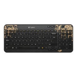 Logitech Colour Collection Wireless Keyboard K360 - Victorian Wallpaper