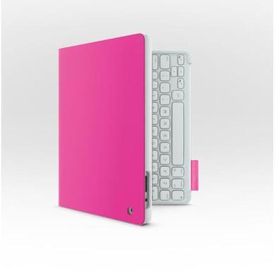 Logitech Keyboard Folio for iPad 2/3/4 - Pink