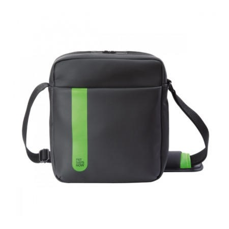 "Pat Says Now 8"" - 10"" Tablet Carrier - Green Stripe"