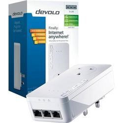 Devolo dLAN powerline 650 Triple Plus Gigabit Ethernet