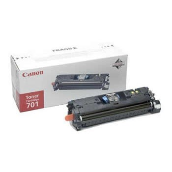Canon 701 High Capacity Toner Black