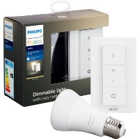 Philips Hue Warm White E27 Wireless Dimming Kit