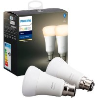 Philips Hue White B22 Twin Pack