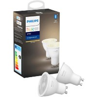 Philips Hue White GU10 Twin Pack