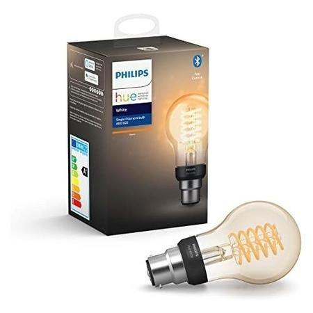 Philips Hue White Filament B22 Smart Bulb