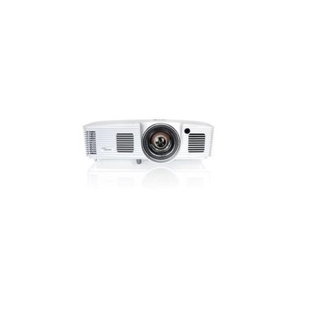 Optoma 95.70401GC0E.P W316ST DLP Projector