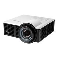 Optoma ML750ST WXGA Short throw LED 800 Lumens Projector 2 Year RTB