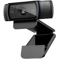 Logitech HD Pro Webcam C920 Web Camera