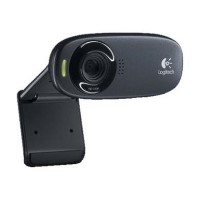 Logitech HD Webcam C310  Web Camera with Mic
