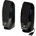 980-000029 Logitech S150 Digital USB Portable Speakers - Black