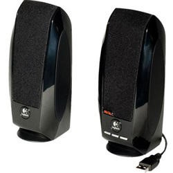 Logitech S150 Digital USB Portable Speakers - Black