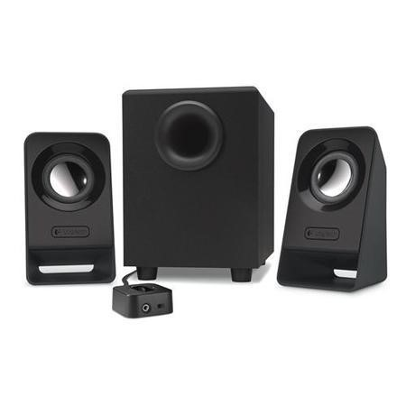980-000943 Logitech Multimedia Z213 Analog Speakers