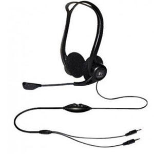 Logitech PC Headset 860 - Black