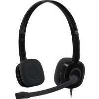 Logitech Stereo H151 Headset with Microphone