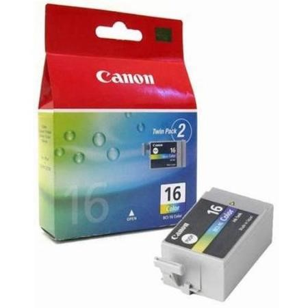 Canon BCI 16 Ink Tank - Yellow Cyan and Magenta