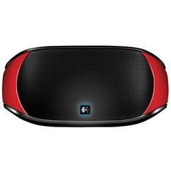 Logitech Mini Boombox for Tablets and Smarthphones - Red