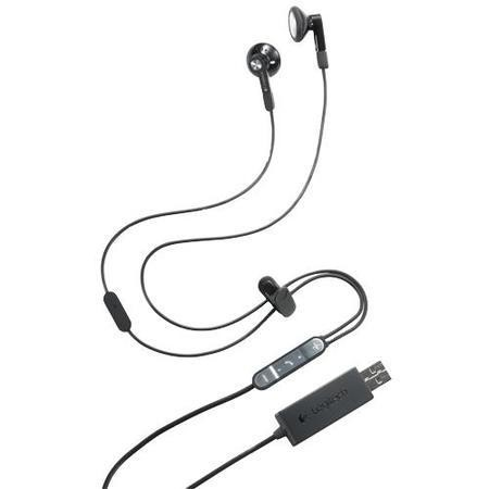 Logitech BH320-M Stereo Earbud Headset - 985-000371
