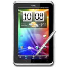 "HTC Flyer 7"" Capacitive Android Tablet in White"