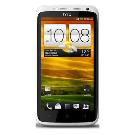 HTC One X S720e Endeavor White Sim Free Mobile Phone