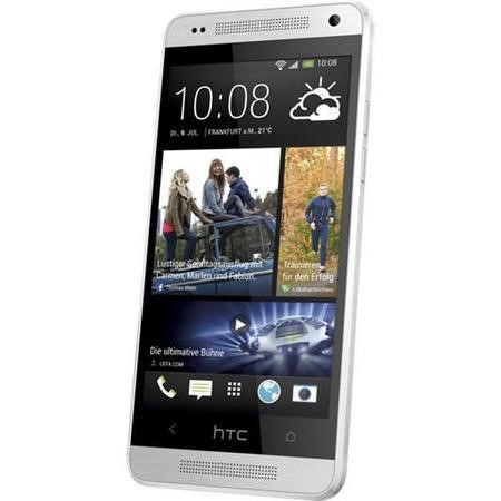 HTC One Mini Glacial Silver Sim Free Mobile Phone