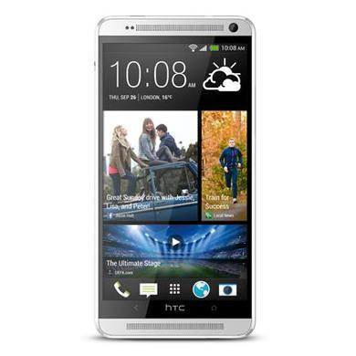 "HTC One Max Silver 4G 16GB 5.9"" Sim Free Mobile Phone"