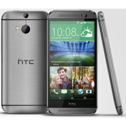 HTC One M8 Gun Metal Grey Sim Free Mobile Phone