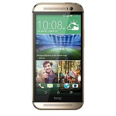 HTC One M8 Amber Gold Sim Free Mobile Phone