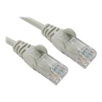 Cables Direct 2m Network 5E Patch Lead CCA - Moulded in Grey