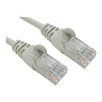 Cables Direct 5m Network 5E Patch Lead CCA - Moulded/Grey