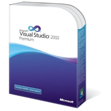 9ED-00058 Microsoft Visual Studio Premium with MSDN - software assurance 1 user 1year acquired year 1