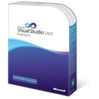 Microsoft Visual Studio Premium with MSDN - software assurance 1 user 1year acquired year 1