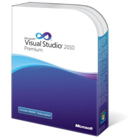 Microsoft ® Visual Studio Premium w/MSDN All Lng Software Assurance Academic OPEN 1 License No Level Qualified