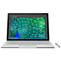 Refurbished Microsoft Surface Book Core i7-6600U 8GB 256GB GTX 965M 13.5 Inch Windows 10 Professional Laptop