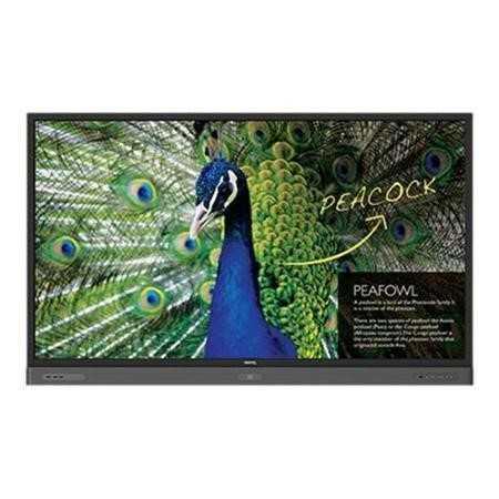 "BenQ RP750K 75"" 4K Ultra HD Interactive Touchscreen Display"