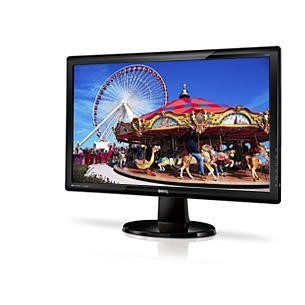 "BENQ GL950AM 18.5"" 1366x768 LED Monitor in Black"