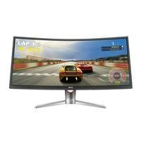 "BENQ XR3501 LED AMVA UWHD 2560x1080  2xHDMI DP 35"" Gaming Monitor"