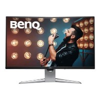 "BenQ EX3203R 31.5"" WQHD 4ms USB-C HDMI Curved Monitor"