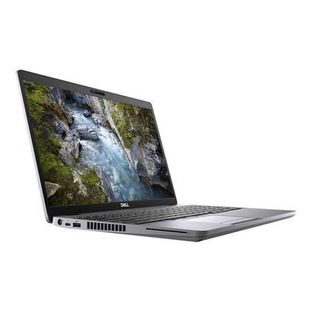 Dell Precision 3550 Core i5-10210U 8GB 256GB SSD 15.6 Inch Quadro P520 2GB Windows 10 Pro Mobile Workstation Laptop
