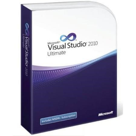 Microsoft® Visual Studio Ultimate w/MSDN All Lng Software Assurance OPEN 1 License No Level Qualified