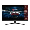 "9S6-3CB51T-008 MSI G271 E-Sports 27"" IPS Full HD 144Hz  Monitor"