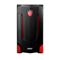 MSI Nightblade MI-016UK Intel Pentium G3258 8GB RAM 1TB HDD DVD-SM Nvidia GeForce GT740 2GB Windows 10 Desktop
