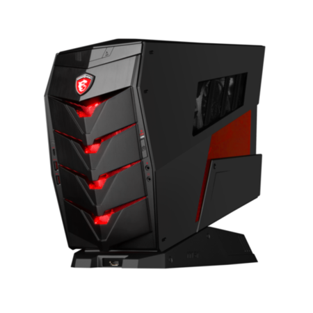 9S6-B90211-024 MSI Aegis X-002EU-B7670K Core i7-6700K 16GB 2TB + 256GB SSD GeForce GTX 1070 DVD-RW Windows 10 Gaming Desktop